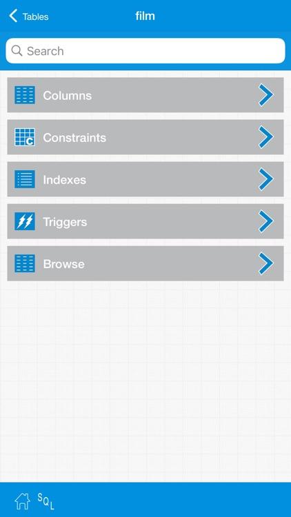 iMySqlProg - MySql Client screenshot-8