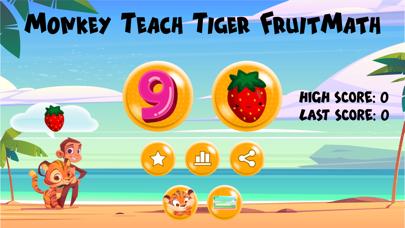 Monkey Teach Tiger FruitMath紹介画像2