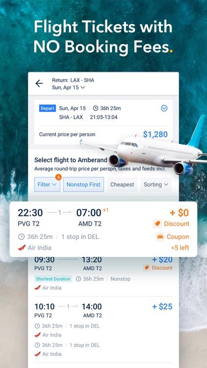 Trip.com:Hotels,Flights,Trains screenshot-0