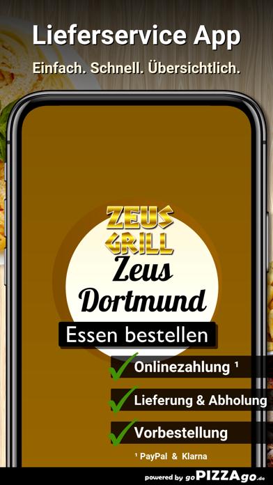 Zeus Grill Dortmund screenshot 1
