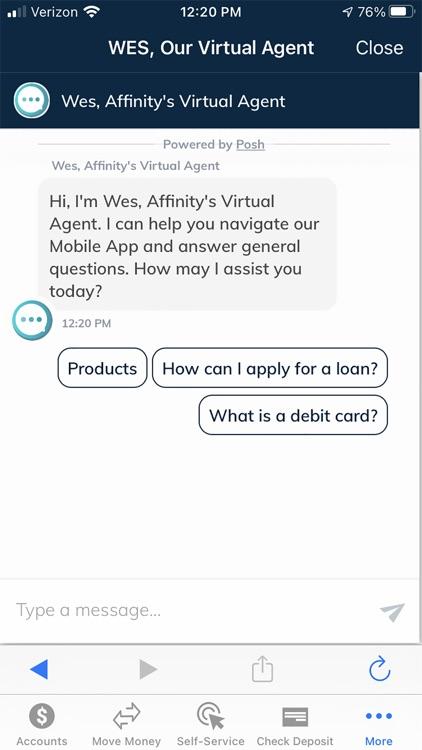 Affinity Federal Credit Union screenshot-6