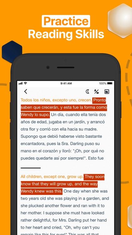 Beelinguapp - Learn Languages screenshot-4
