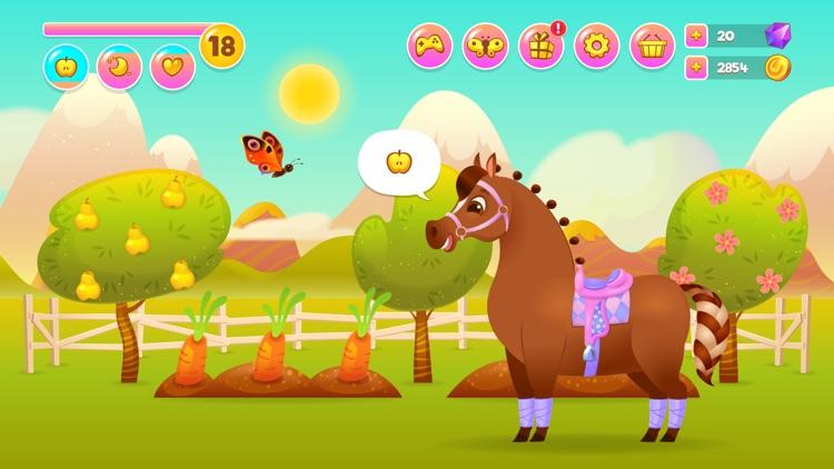 Pixie the Pony - Unicorn Games screenshot-4