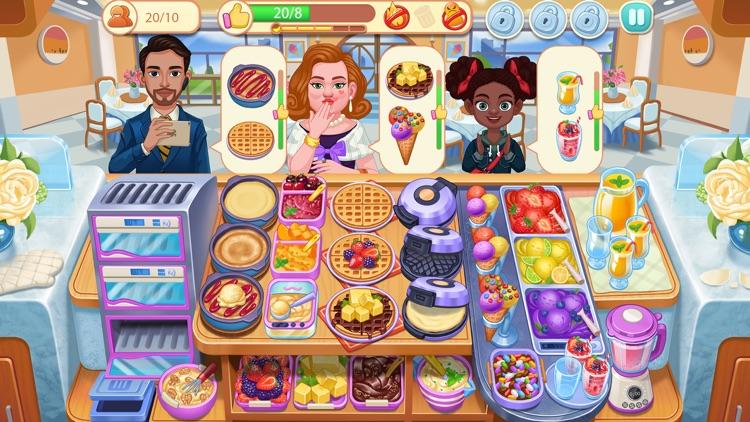 Cooking World Yummy Food screenshot-6