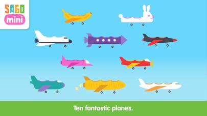 Sago Mini Planes Adventure screenshot 3