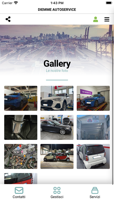 Diemme Autoservice Screenshot