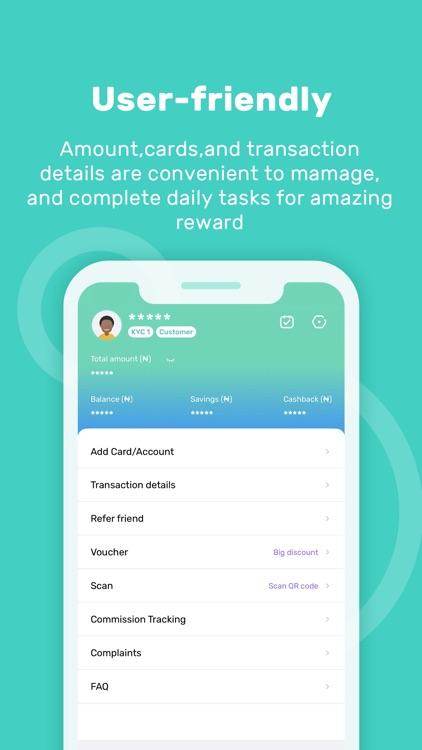 OPay - Cash rain , Transfer screenshot-4