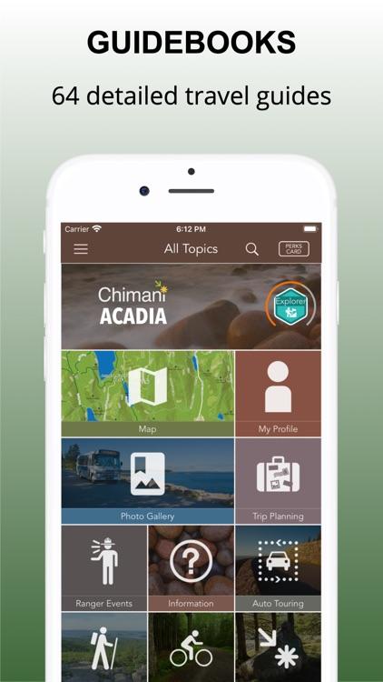 Chimani National & State Parks screenshot-3