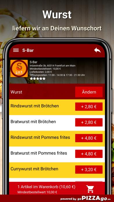 S-Bar Frankfurt am Main screenshot 6