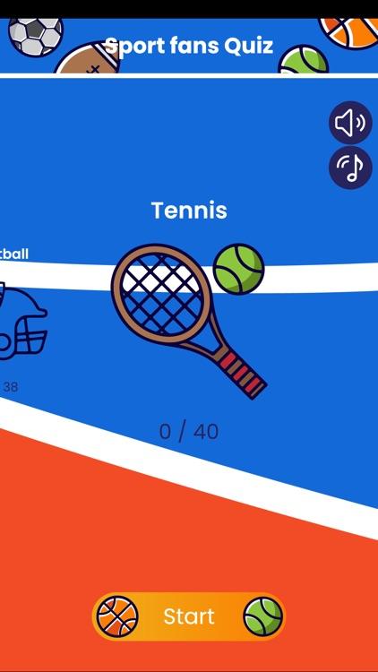 Sport Fans Quiz screenshot-4