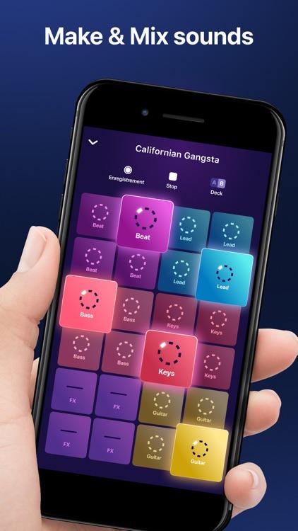 Beat Looper Pro - Music Maker screenshot-0
