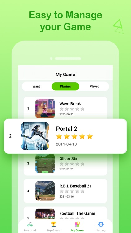 Happymod - Games Tracker, Apps screenshot-6