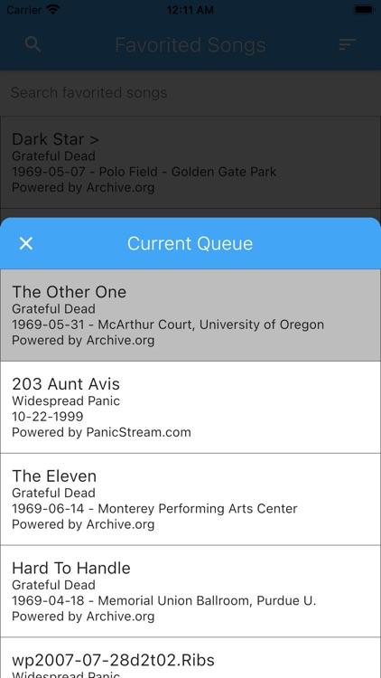 Live Shuffle screenshot-6