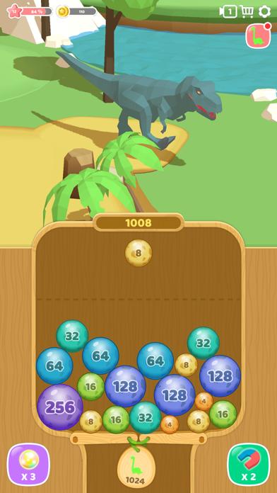 恐竜 2048 3Dのおすすめ画像5