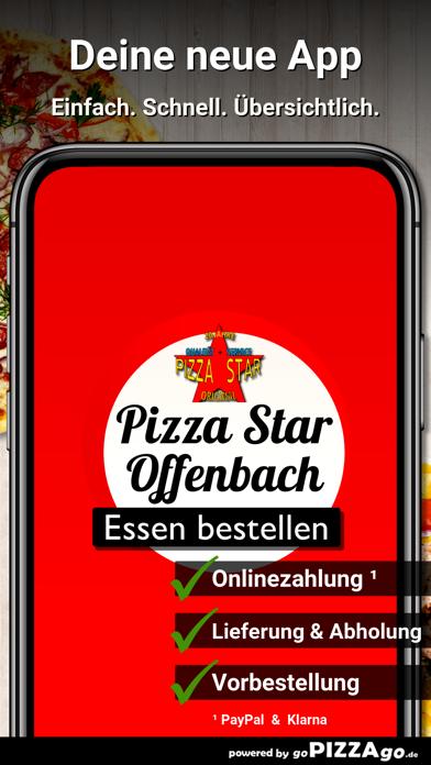 Pizza Star Offenbach screenshot 1