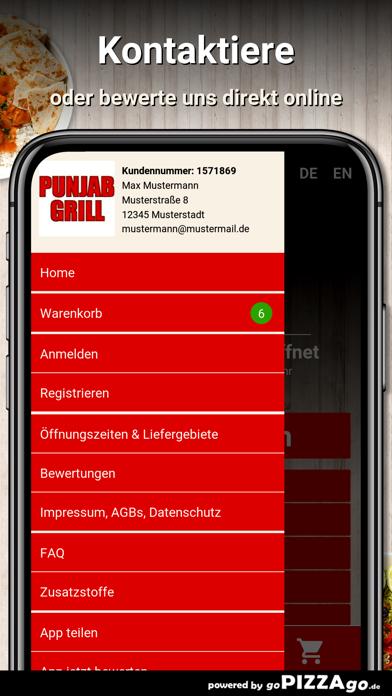 Punjab Grill München screenshot 3