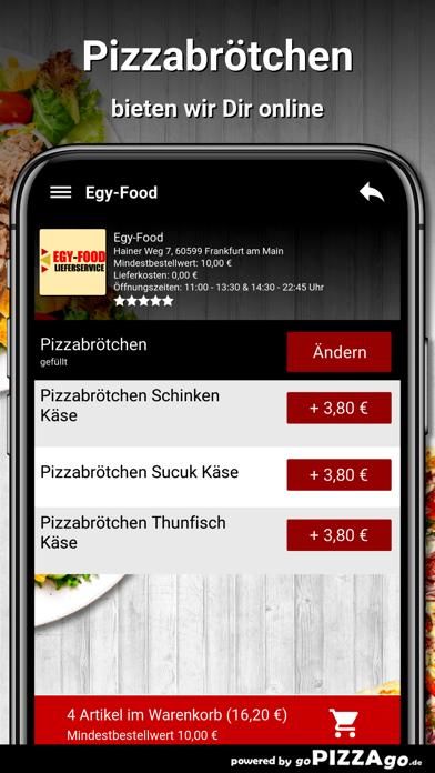 Egy-Food Frankfurt am Main screenshot 5