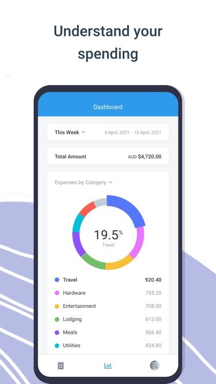 Avaza Expenses screenshot-5
