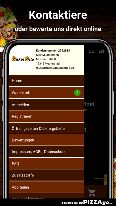 Onkel Otto Stuttgart Wangen screenshot 3