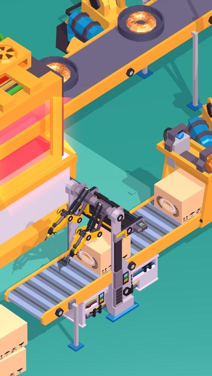 Super Factory-Tycoon Game screenshot-3
