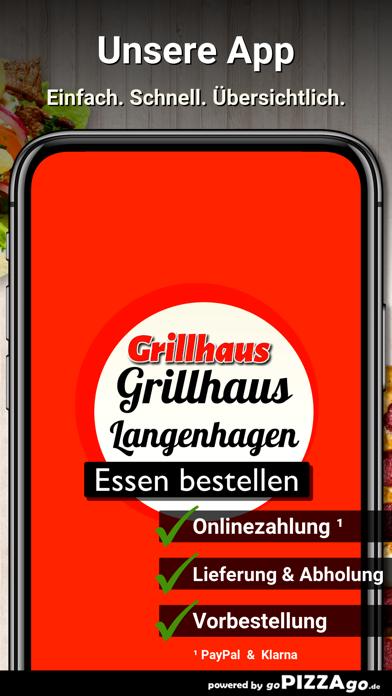 Grillhaus Langenhagen screenshot 1