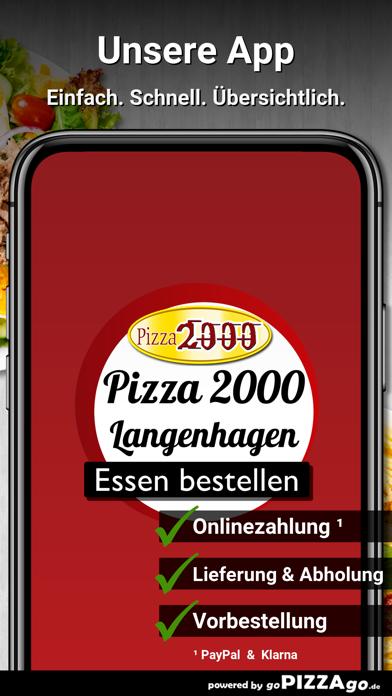 Pizza 2000 Langenhagen screenshot 2