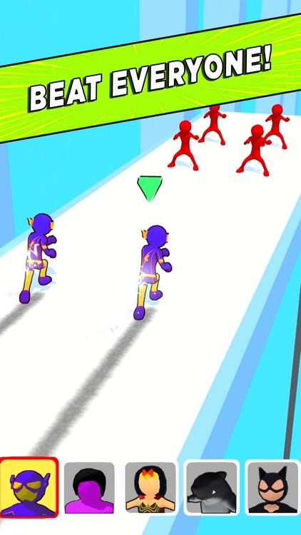 Superhero Race! screenshot-3
