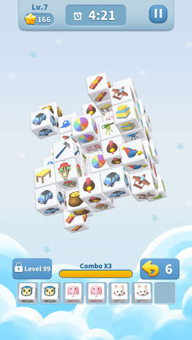 Cube Master 3D - Classic Match free Gold hack