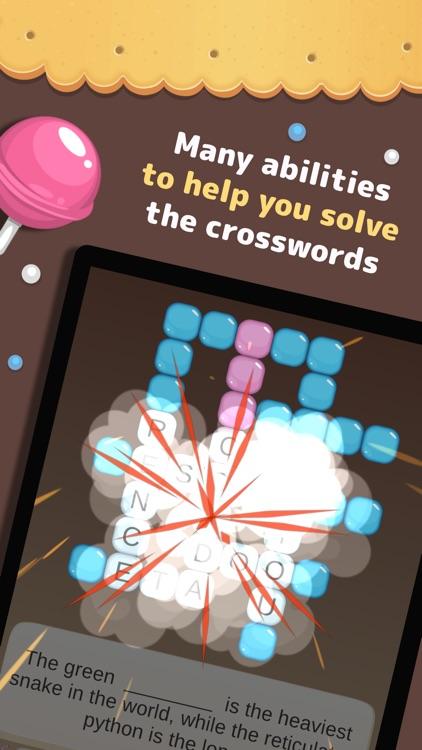 Crossword Pie screenshot-3