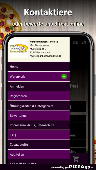 Pizzeria Eliza Regensburg screenshot 3