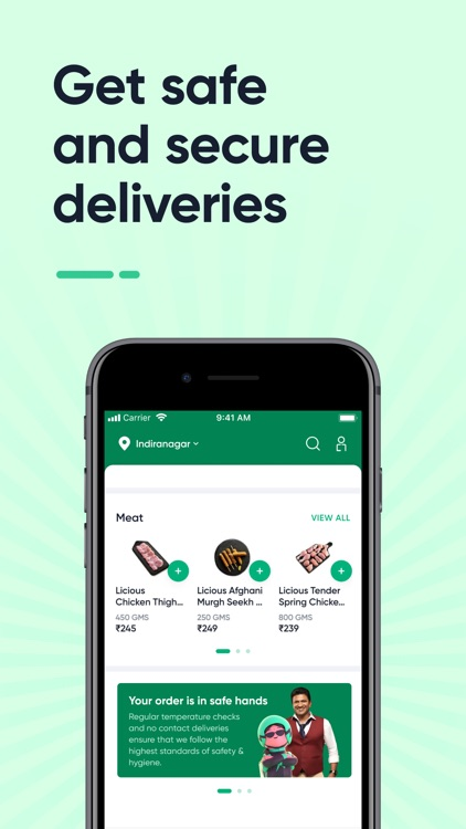 Dunzo: Grocery Delivery App screenshot-8
