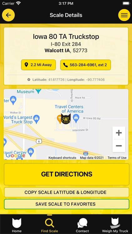 CAT Scale Locator screenshot-4
