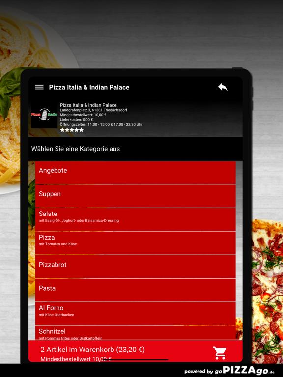 Pizza Italia & Indian Palace screenshot 8