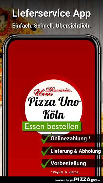 Pizzeria Uno Köln screenshot 1