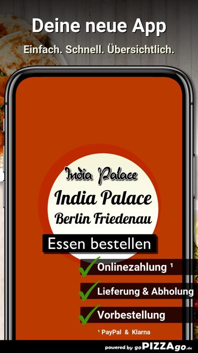 India Palace Berlin Friedenau screenshot 1