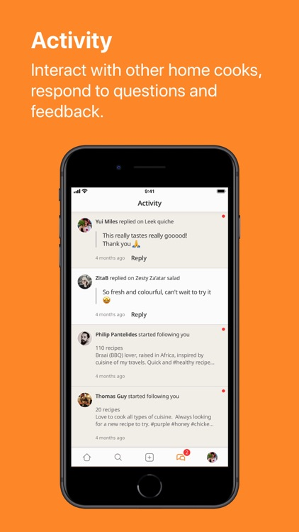 Cookpad - Recipe Sharing screenshot-4