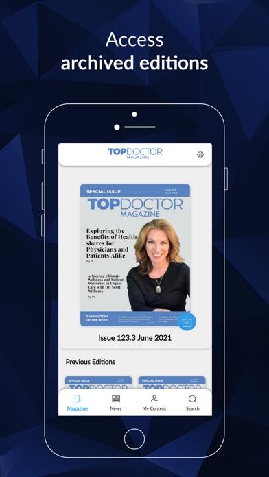 Top Doctor MagScreenshot of 3