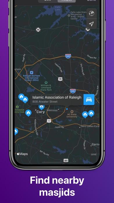 Guidance: Islamic Prayer Times screenshot four