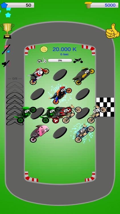 加入自行车:最佳合并和匹配有趣的摩托车超级游戏