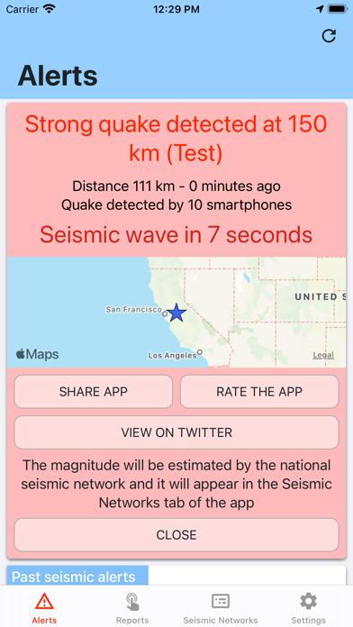 Earthquake Networkのおすすめ画像2