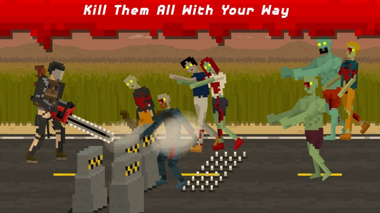 They're Coming: Zombie Defense screenshot-4