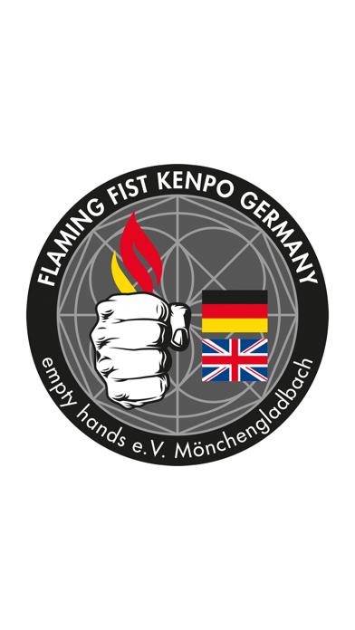 Flaming Fist Kenpo GermanyScreenshot von 1