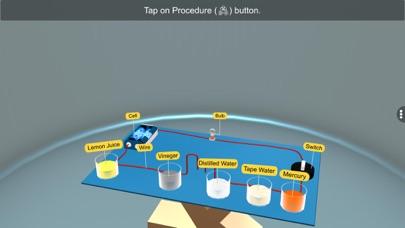Electric Conduction in Liquids screenshot 3