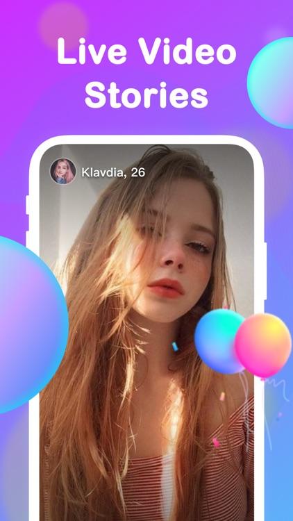 Helly - Random Live Video Chat screenshot-4