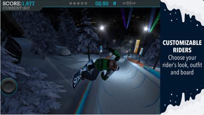 Snowboard Party: World Tourのおすすめ画像4
