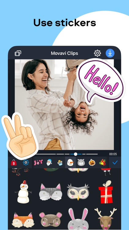 Movavi Clips Edit Video Editor screenshot-7