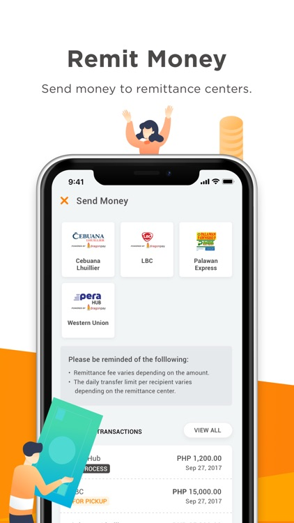 UnionBank Online screenshot-5