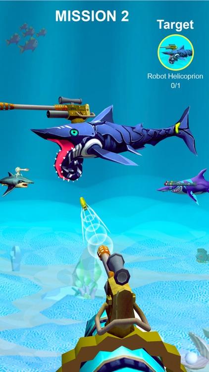 侏罗纪狙击手 3D - Jurassic Sniper 3D screenshot-6