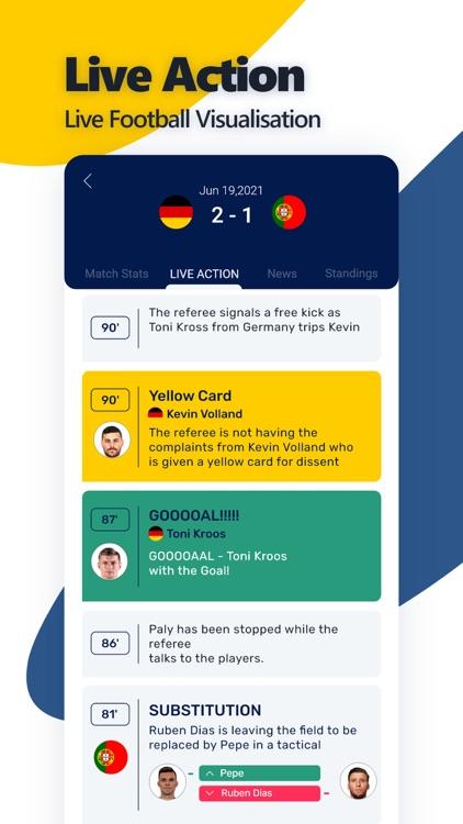 SportMob - Live Scores & News screenshot-4