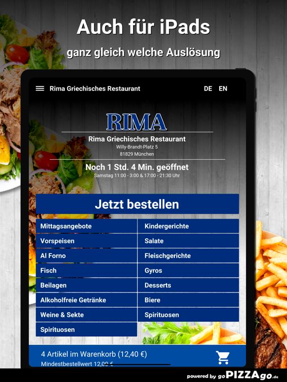 Rima München screenshot 7